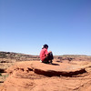 7. Canyon De Chelly : The day we hiked the Yebiche Trail - trail of the gods.